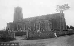 Blythburgh, Holy Trinity Church 1891