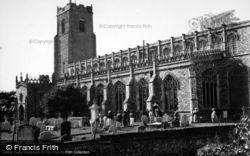 Blythburgh, Holy Trinity Church 1950