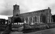 Blythburgh, Holy Trinity Church c.1960
