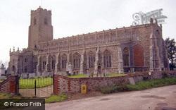 St Edmund's Church 1985, Blythburgh