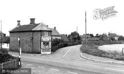 Blythburgh, The Village c.1955