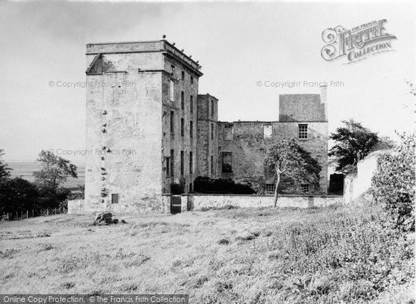 Bo'ness, Kinneil House 1950