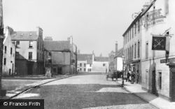 Bo'ness, North Street c.1880
