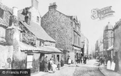 Bo'ness, South Street c.1915