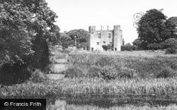 Boarstall, Boarstall Tower 1951