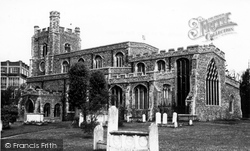 Bocking, Church Of St Mary The Virgin c.1955