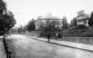 Bocking, Congregational Church 1902