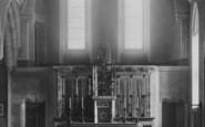 Bocking, Convent Interior 1903