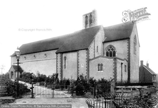Bocking, St Peter's Church 1900