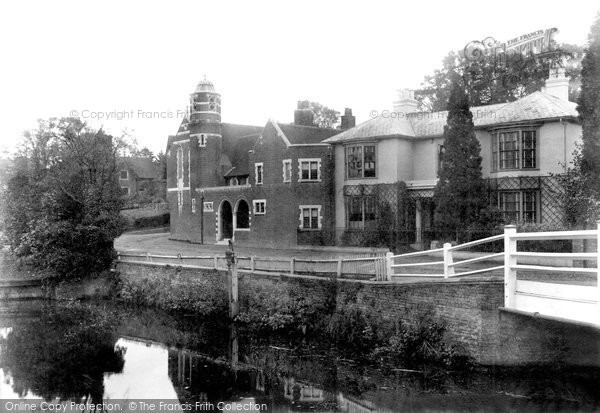 Photo of Bocking, the Convent 1900
