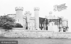 Bodelwyddan, Lowther Castle College c.1960