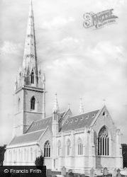 Bodelwyddan, Marble Church c.1910
