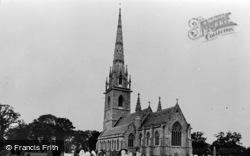 Bodelwyddan, Marble Church c.1955