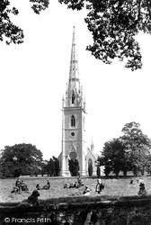 Bodelwyddan, The Marble Church 1891