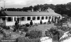 Bodelwyddan, Wayside Cafe And Restaurant c.1960