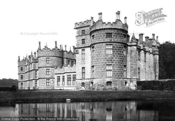 Bodenham, Longford Castle From River 1887