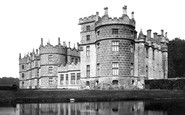 Bodenham, Longford Castle from River 1887