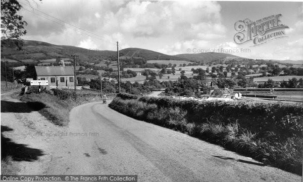 Photo of Bodfari, General view c1960