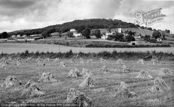Bodfari, The Village c.1960