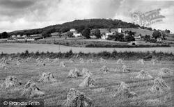 Bodfari, The Village c.1960