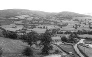 Bodfari, View From The Church c.1960