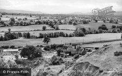 View Towards The Waen c.1955, Bodfari