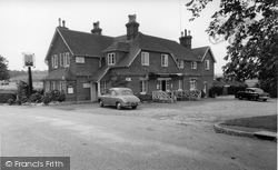 Castle Inn c.1960, Bodiam