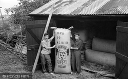 Hop Packing 1957, Bodiam