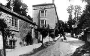 Bodinnick, Ferry House Hotel c.1930