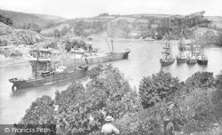 Bodinnick, Ships 1914