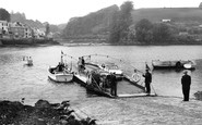 Bodinnick, The Ferry 1963