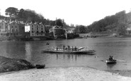 Bodinnick, The Ferry c.1950