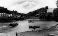 Bodinnick, The Ferry c.1955