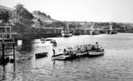 Bodinnick, The Ferry c.1960