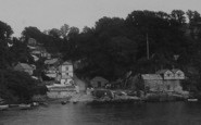 Bodinnick, The Village And Ferry 1913