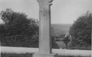 Bodmin, Carminnon Cross 1906