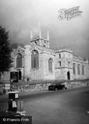Bodmin, Church 1958