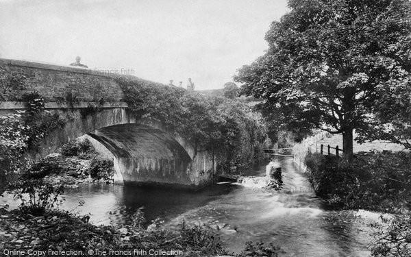 Bodmin, Dunmere Bridge 1906