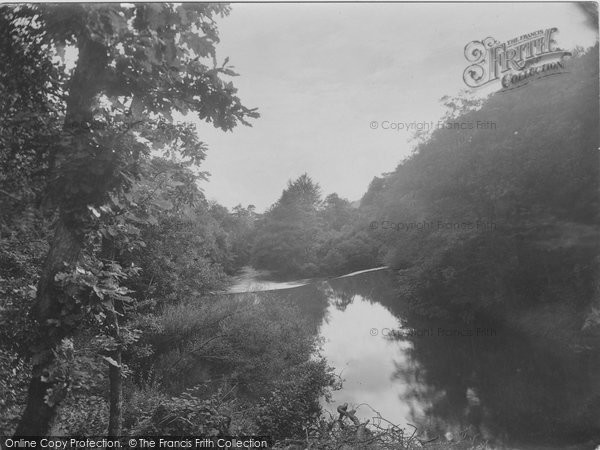 Bodmin, Dunmere Pool 1931