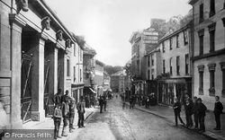 Bodmin, Fore Street 1890