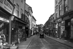 Bodmin, Fore Street 1938