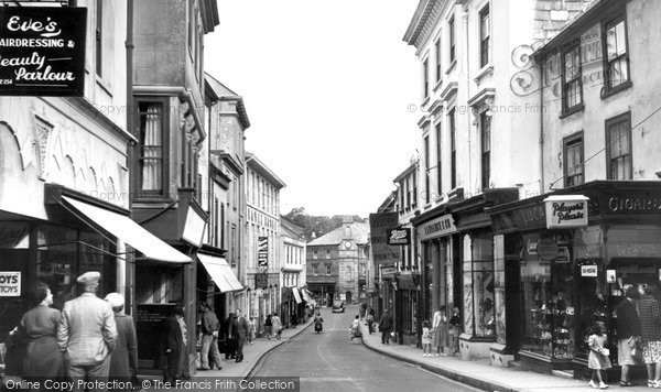 Bodmin, Fore Street 1952