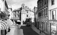 Bodmin, Fore Street c.1960