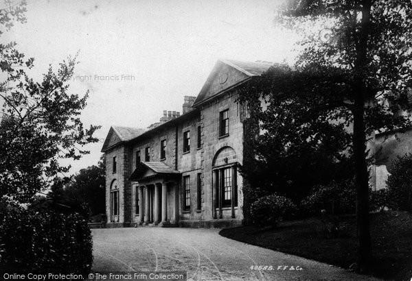 Bodmin, Glynn House 1897
