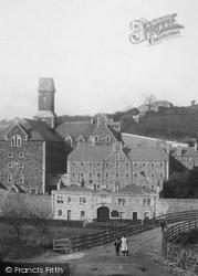 Bodmin, H.M. Prison 1894