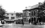 Bodmin, Mount Folly Square 1906