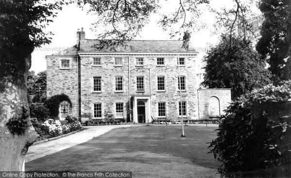 Bodmin, Priory House c.1955