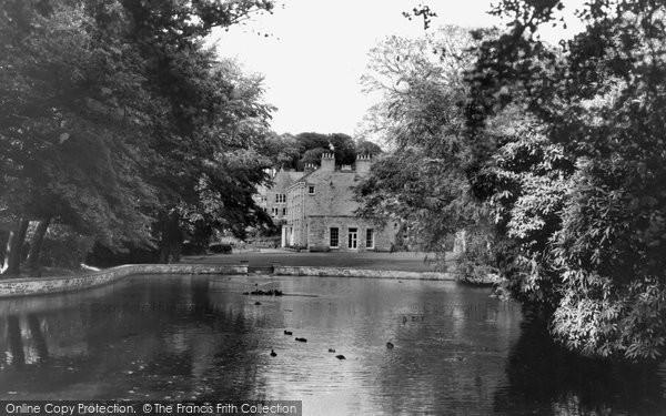 Bodmin, Priory Park c.1955