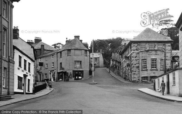 Bodmin, St Nicholas Street c.1955