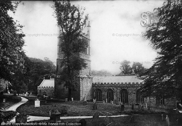 Bodmin, St Petroc's Church 1890